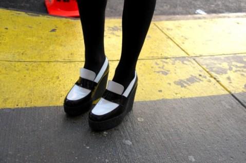 NYFW Street Style#13