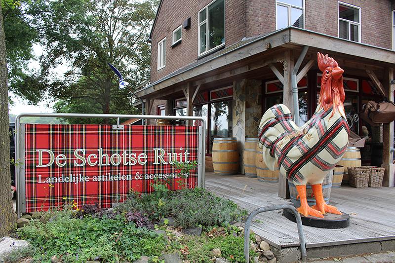 De Schotse Ruit in Gorssel