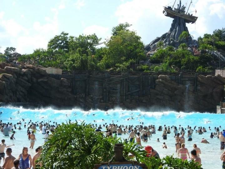 Typhoon Lagoon (My Disney Adventures)