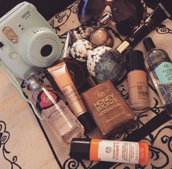 Achieving the Sun kissed summer glow! (Beauty)