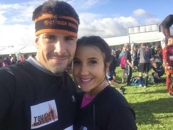 Tough Mudder…… the Journey is over!