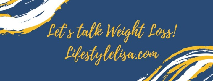 Let's talk weight loss