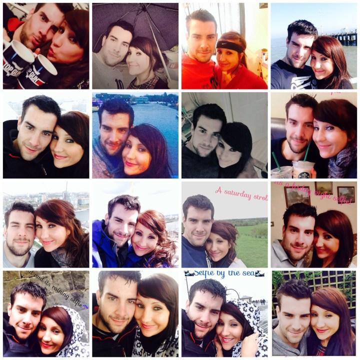 The Sunday Selfie-Memories Forever