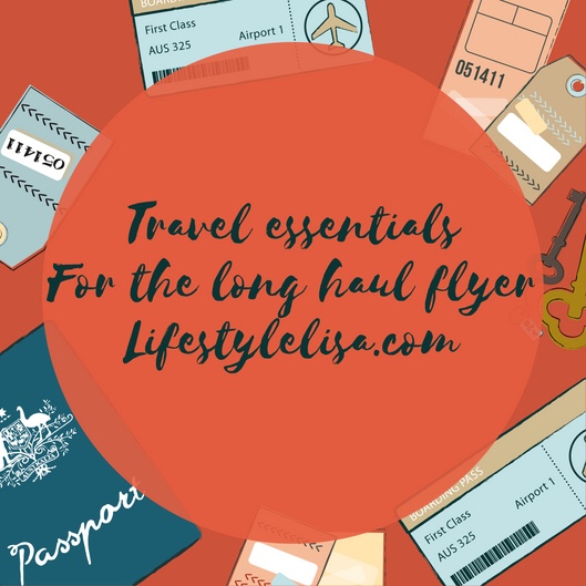 Travel essentials for the long haul flyer