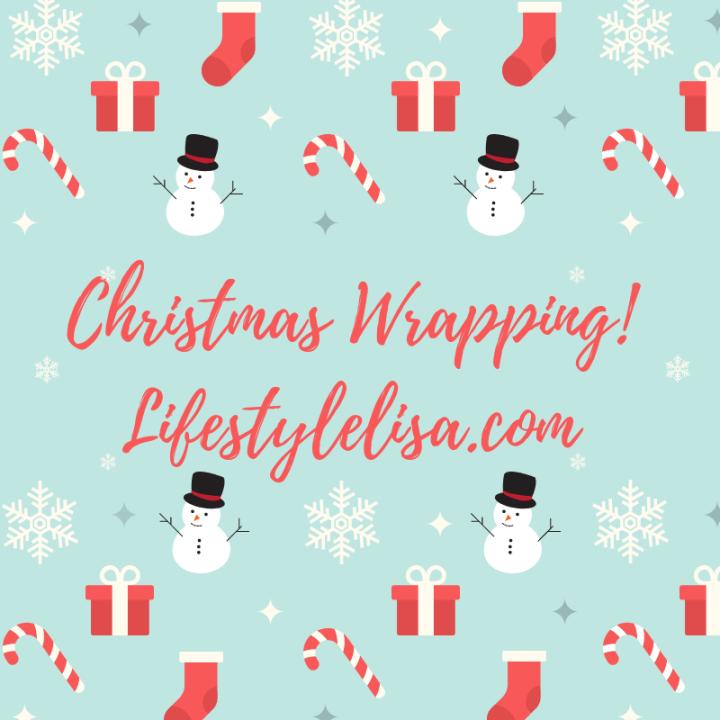 Christmas Wrapping!