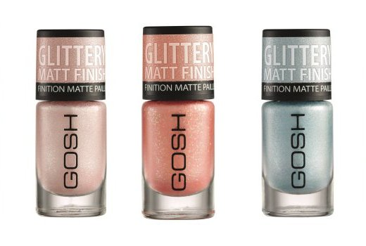 GOSH Frosted Nail Lacquer