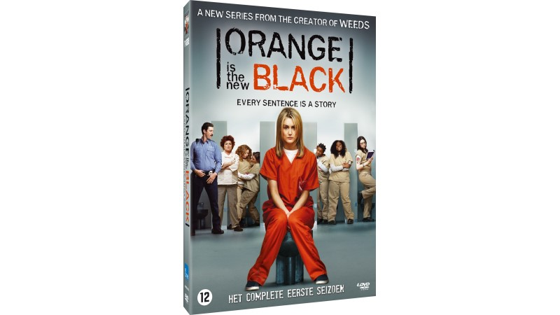 Orange is the New Black op DVD