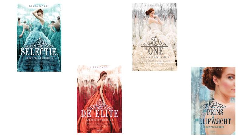selectie selection serie