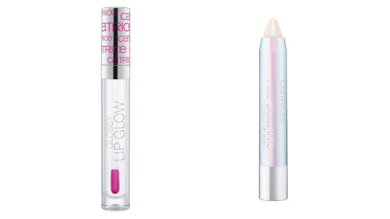 Catrice Glossy Lip Glow en Pure Brilliants Colour Lip Balm