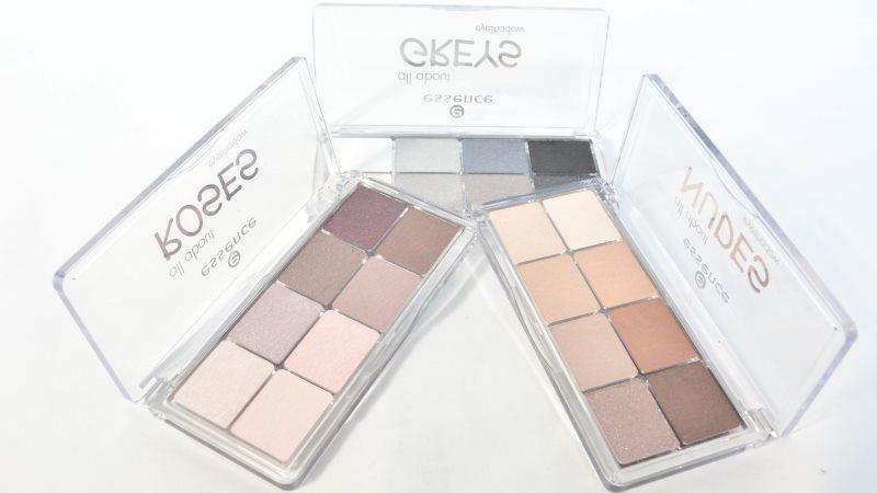 essence oogschaduw palette