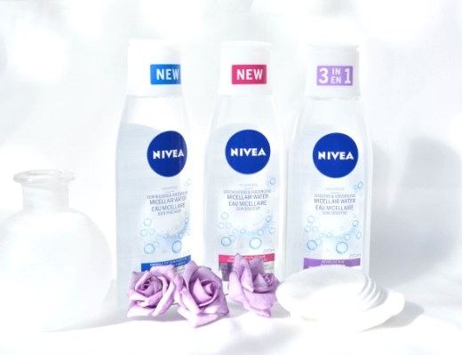 NIVEA 3in1 Verzorgend Miscellair Water