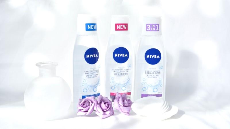 NIVEA 3in1 Verzorgend Miscellair Water