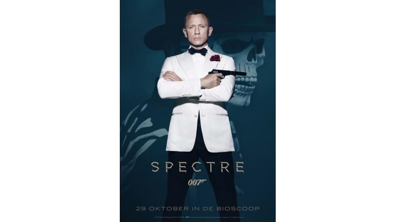 SPECTRE 007 James Bond
