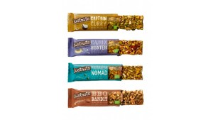 Spicy bars van justnuts