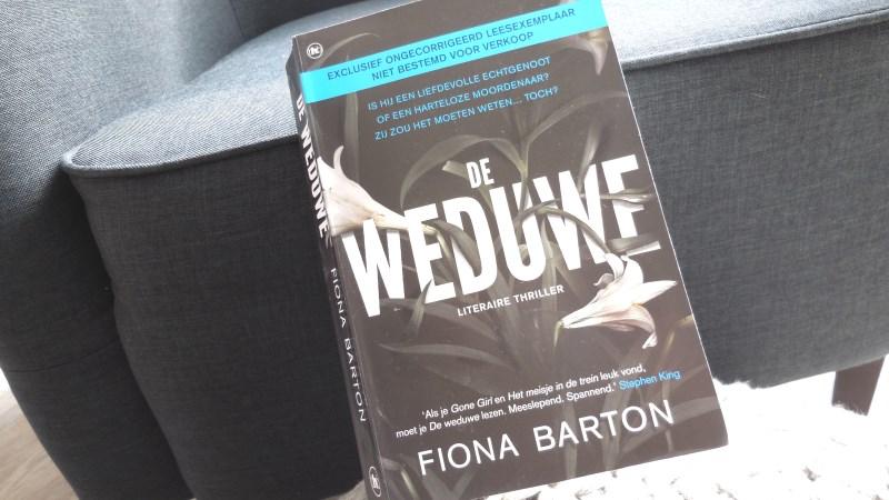 De weduwe Fiona Barton