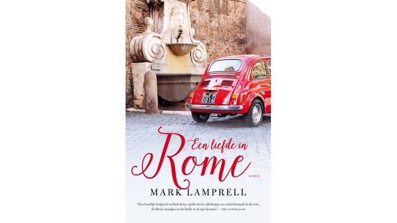 Een liefde in Rome Mark Lamprell
