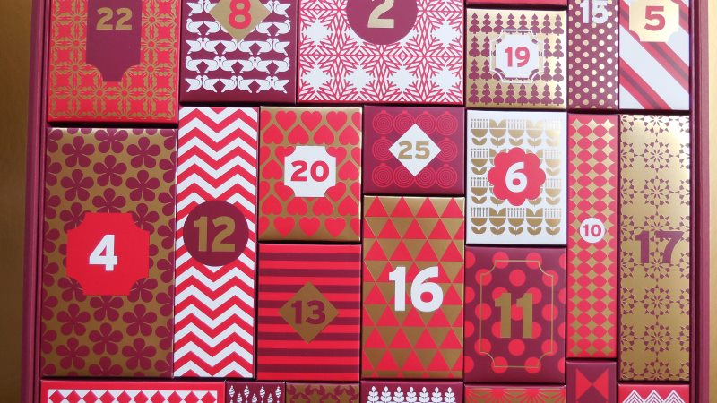 The Body Shop Ultimate Advent Calender