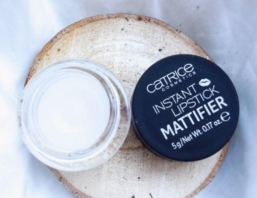 CATRICE Instant Lipstick Mattifier