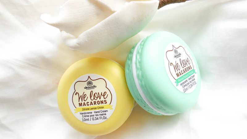 We Love Macarons handcreme