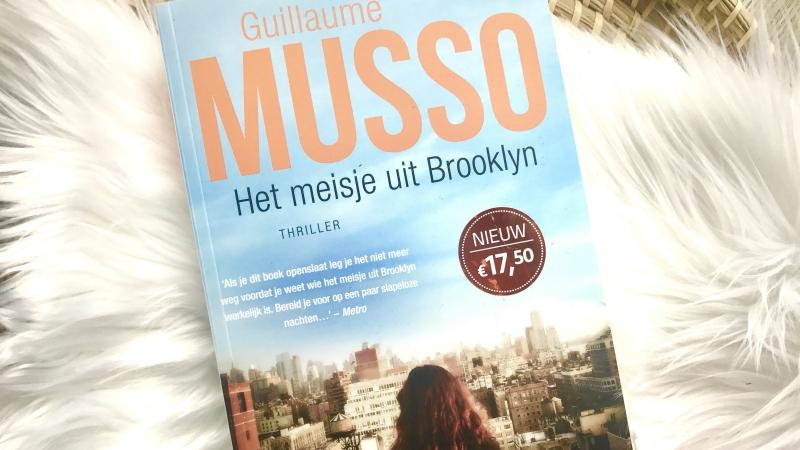 Het meisje uit Brooklyn Guillaume Musso