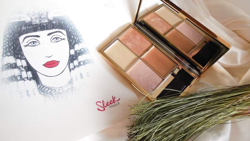 Sleek MakeUP Cleopatra's Kiss