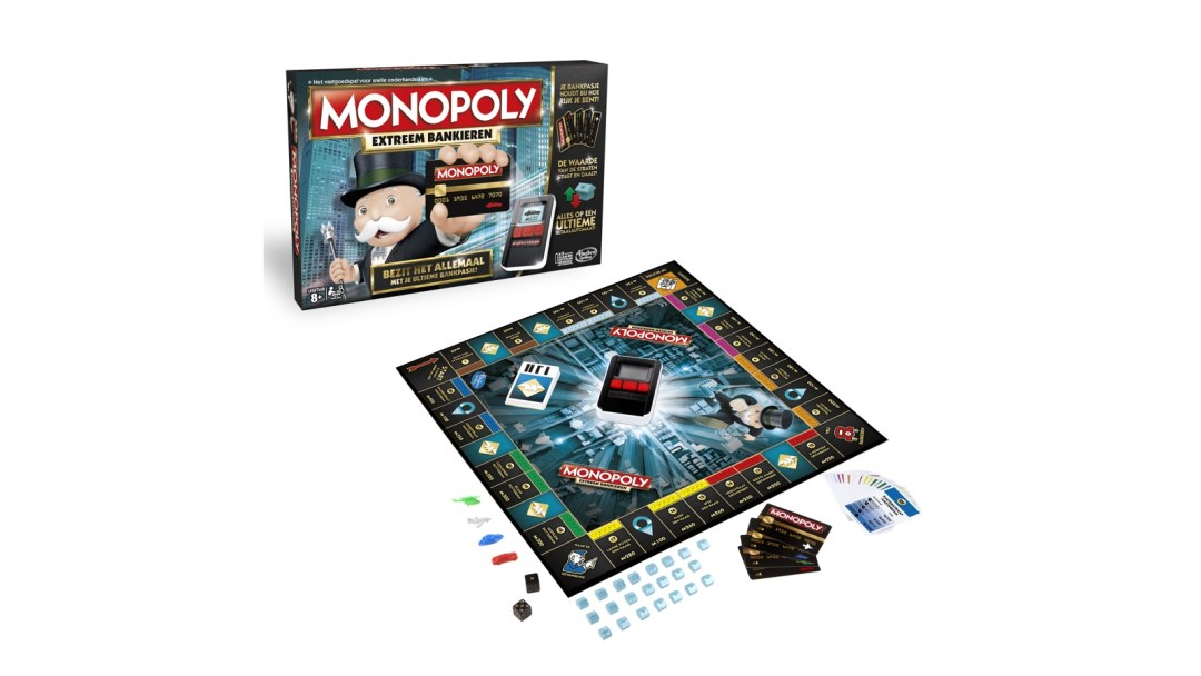 Monopoly Extreem Bankieren
