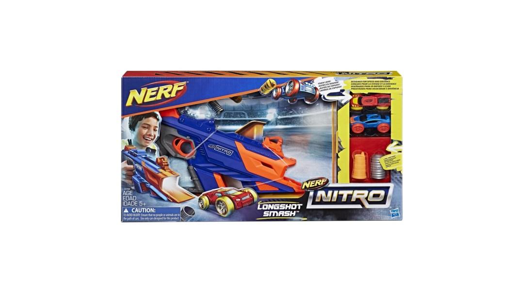 NERF Nitro