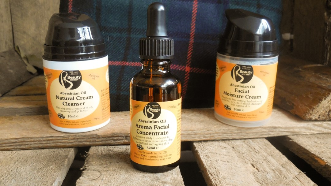 beauty kitchen abyssinian oil