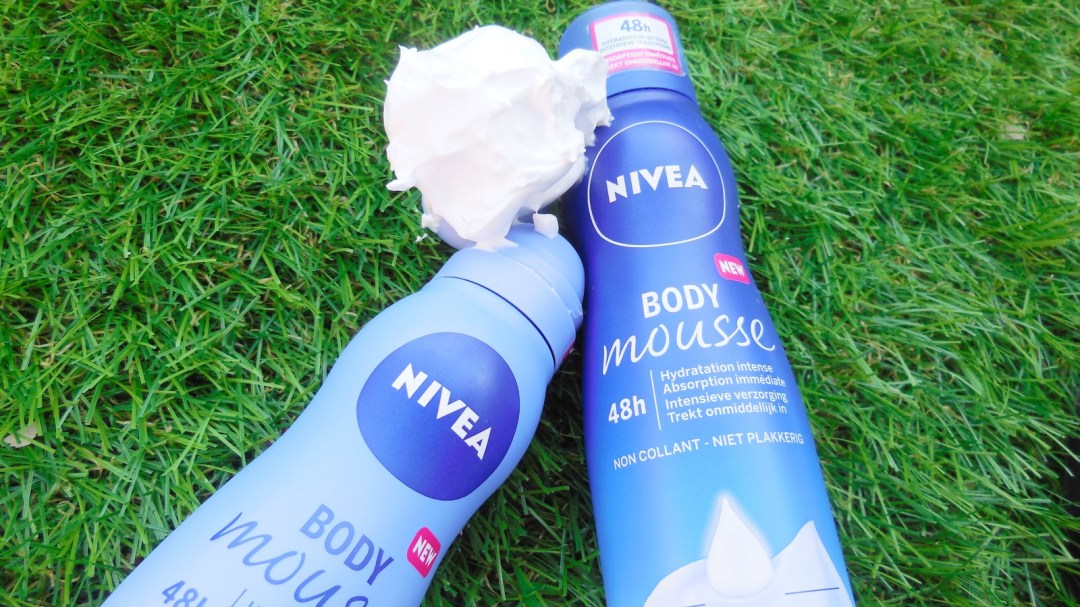 NIVEA Body Lotion Mousse
