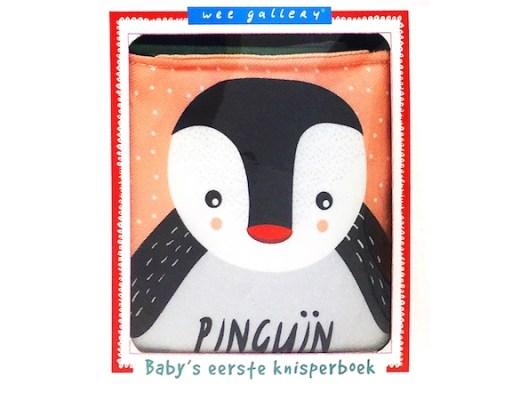 Knisperboekje Pinguïn