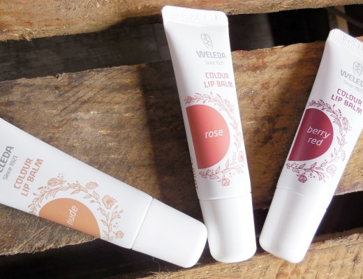 Weleda Colour Lip Balms