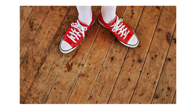 Gaat dat wel samen kinderen en een houten vloer lifestylelog