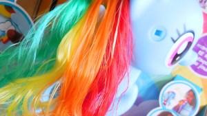 My Little Pony Zingende Rainbow Dash
