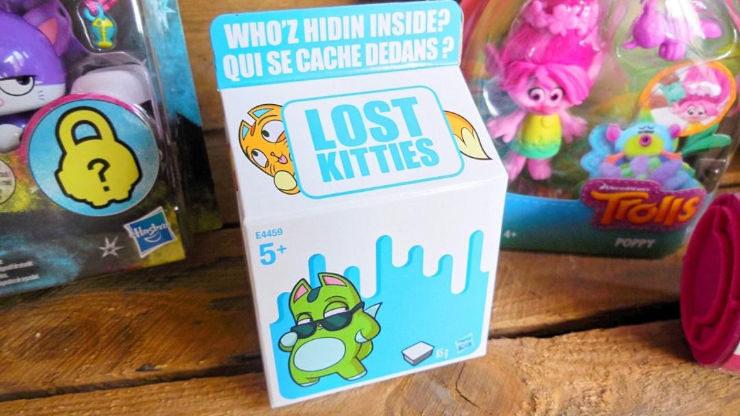 Lost Kitties