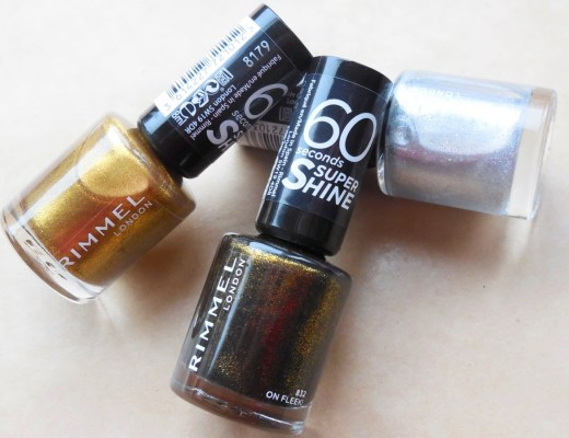 Rimmel 60 seconds