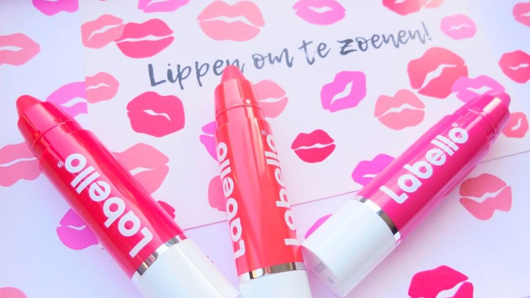 Labello Crayon Lipsticks