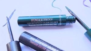 Rimmel Wonderproof Eyeliners