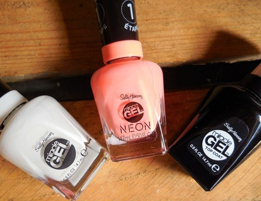 Sally Hansen Miracle Gel Pastel Neons