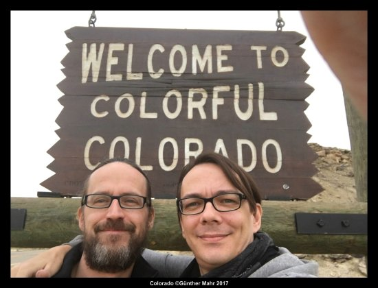 Welcomesign Colorado Selfie