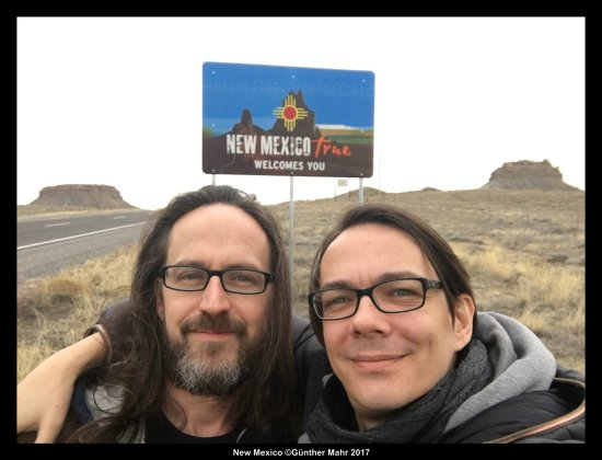 Welcomesign New Mexico Selfie