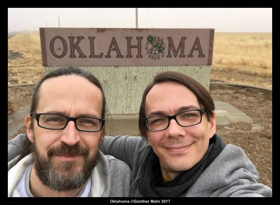 Welcomesign Oklahoma Selfie
