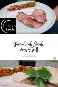 Tomahawk Steak Video Anleitung