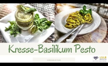 Kresse Basilikum Pesto Rezept Download Video