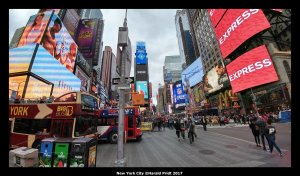 USA Roadtrip Quer New York Etappe