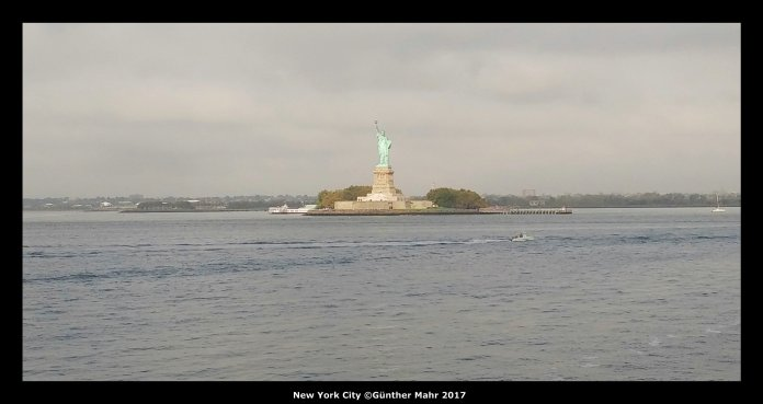 USA Roadtripp Etappen New York Staten Island