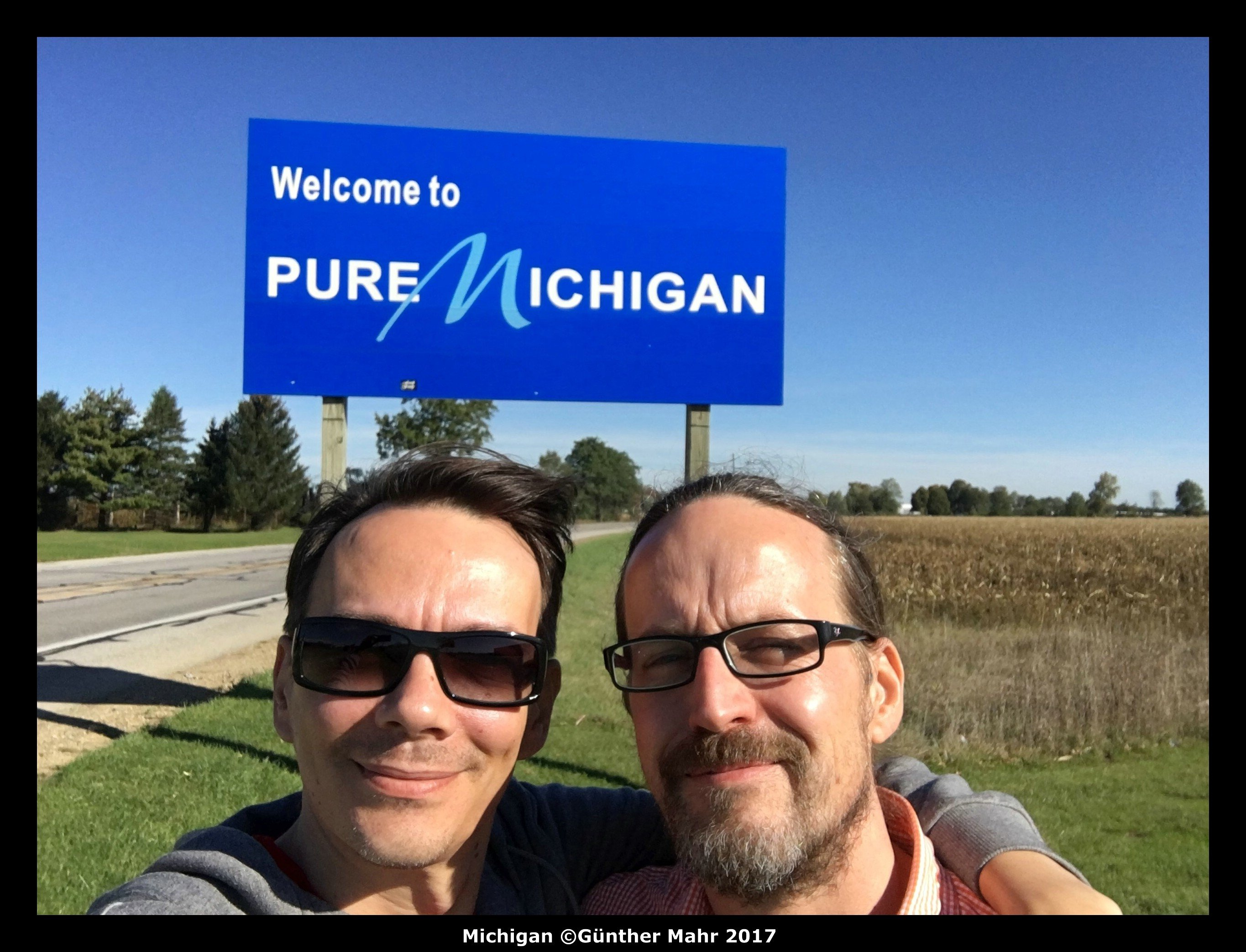 USA Roadtrip Quer Etappe Michigan