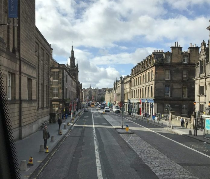 Edinburgh Highlights Städtereise