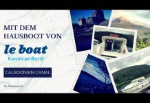 Le Boat Hausboot Collage