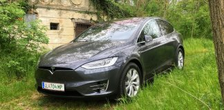 Tesla Model X Maximum Range