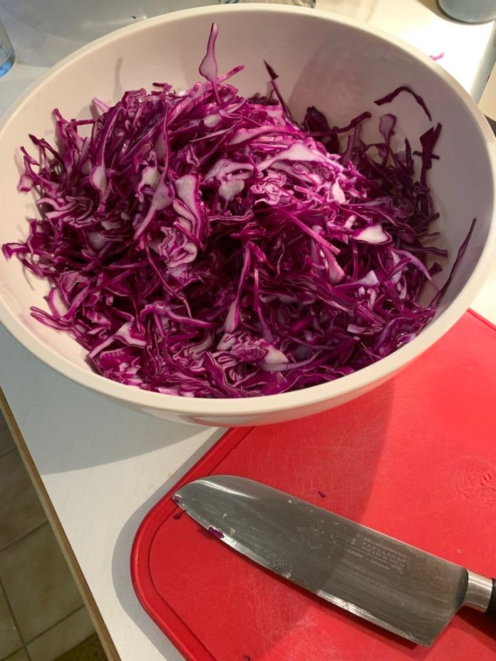 Red Apple Cabbage